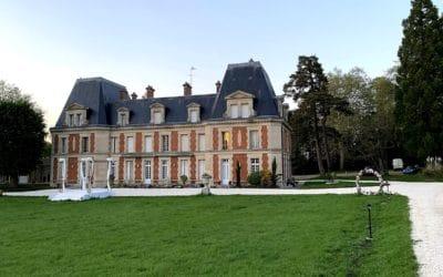 Un Mariage au château de Lieutel dans les Yvelines