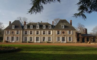 Feu d'artifice au Château de Bouthonvilliers