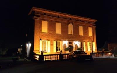 Feu d'artifice en musique pour un mariage à Toulouse