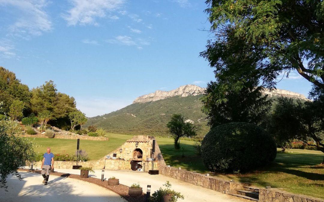 Feux d'artifice deux jours de suite au château de Roquefeuille
